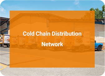 Telavang's Cold Chain Distribution Network
