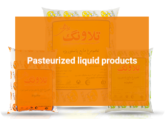 Telavang's Pasteurized liquid products