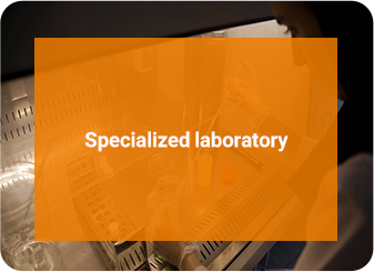Telavang's Specialized laboratory