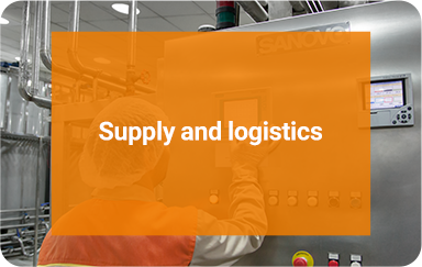 Telavang's Supply and logistics