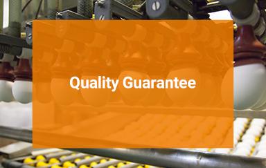 Telavang's quality guarantee