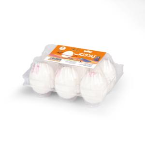 تخم مرغ کلاسیک 6 عددی