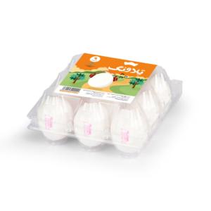 تخم مرغ کلاسیک 9 عددی